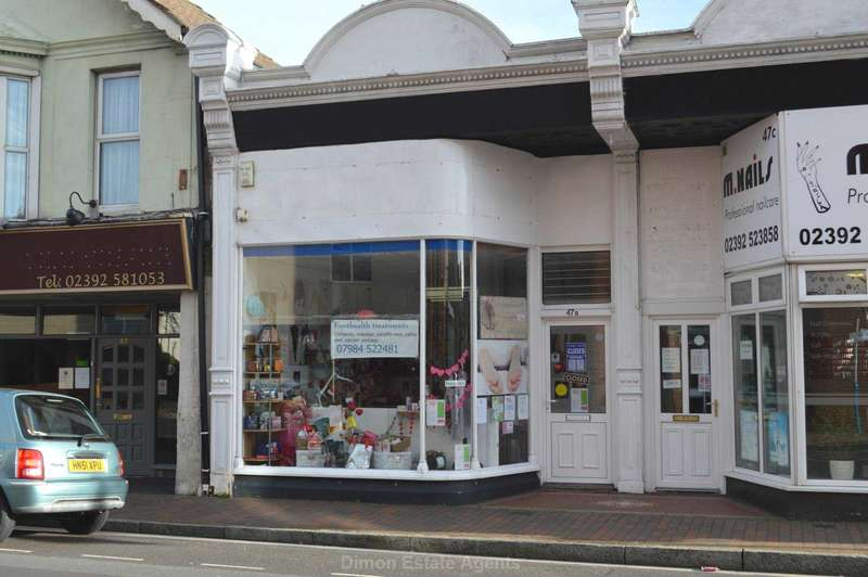 Commercial Property for sale in Stoke Road, Gosport