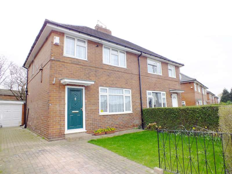 3 Bedrooms Semi Detached House for sale in Amberton Mount, Leeds, West Yorkshire, LS8 3JG