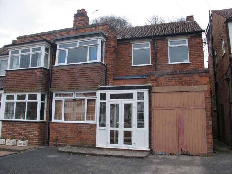 3 Bedrooms Semi Detached House for sale in Bradbury Road, Solihull