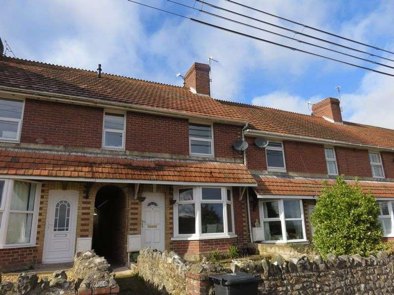 3 Bedrooms Terraced House for sale in Springfield Terrace, South Chard