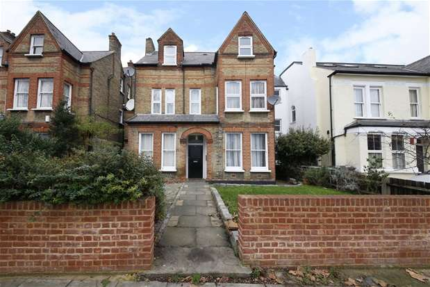3 Bedrooms Flat for sale in Woolstone Road, Forest Hill