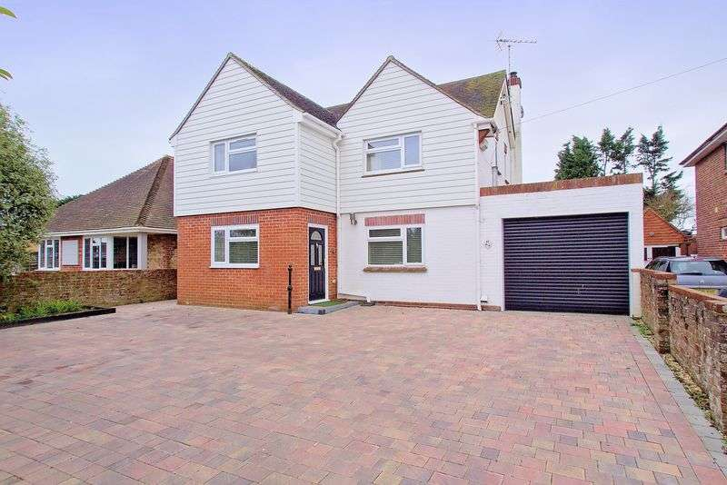 3 Bedrooms Detached House for sale in Gossamer Lane, Aldwick, PO21