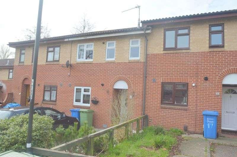 2 Bedrooms House for sale in Cooke Close, Chapel Break, Norwich