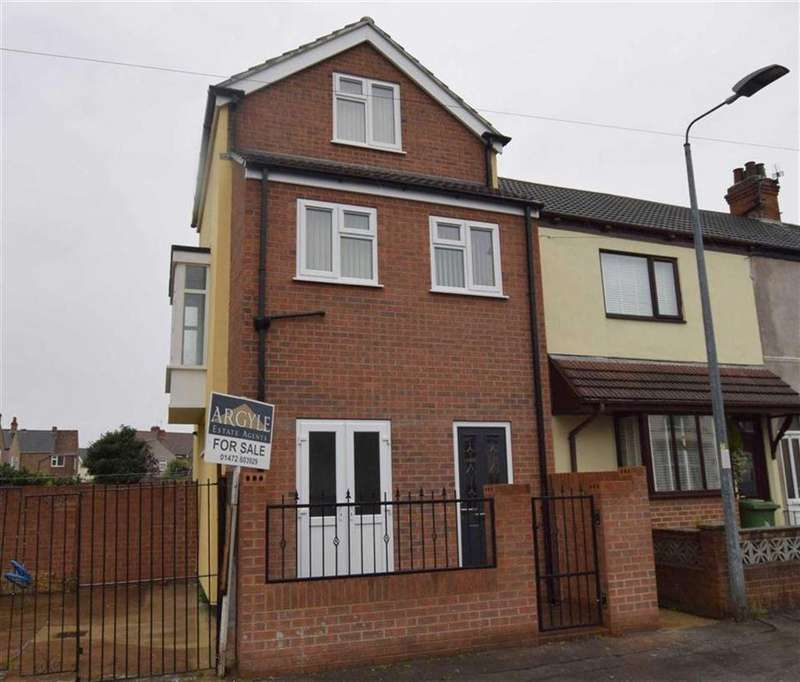 1 Bedroom Detached House for sale in Lestrange Street, Cleethorpes, North East Lincolnshrie