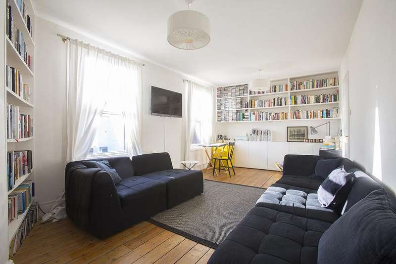 2 Bedrooms Flat for sale in Kenworthy Road, Hackney, London E9
