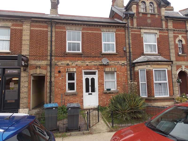 2 Bedrooms Terraced House for sale in Orwell Road, Felixstowe, Suffolk IP11
