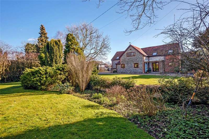 4 Bedrooms Unique Property for sale in Church Road, Wortham, Diss, Suffolk, IP22