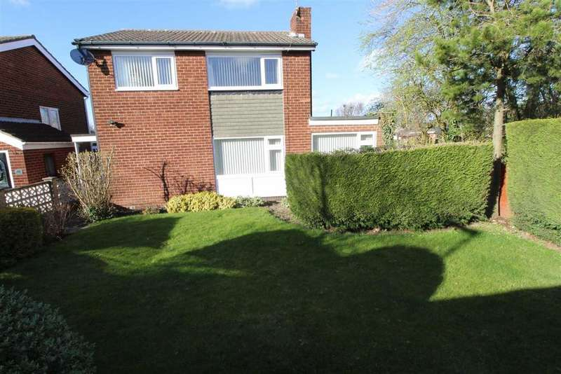 4 Bedrooms Detached House for sale in Newmin Way, Whickham, Newcastle Upon Tyne