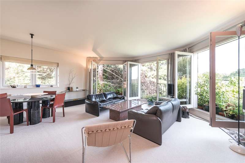 3 Bedrooms Flat for sale in Albert Road, Alexandra Palace, London, N22