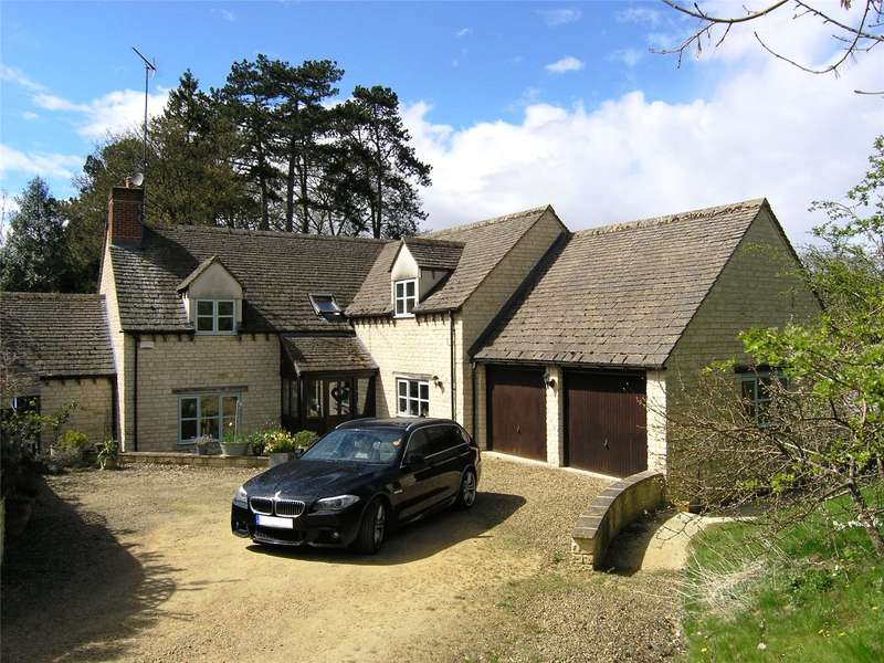 5 Bedrooms Detached House for sale in Hixet Wood, Charlbury, Chipping Norton, Oxfordshire, OX7