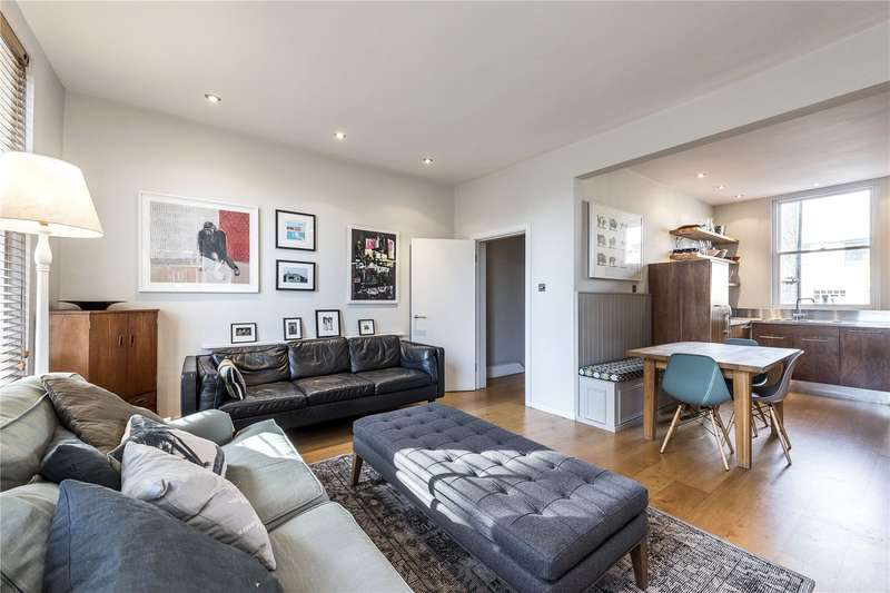 3 Bedrooms Flat for sale in Kennington Park Road, London, SE11