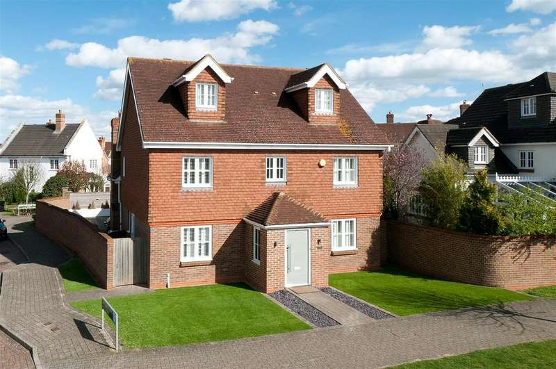 6 Bedrooms Detached House for sale in Hawthornden Close, Kings Hill, ME19 4GD