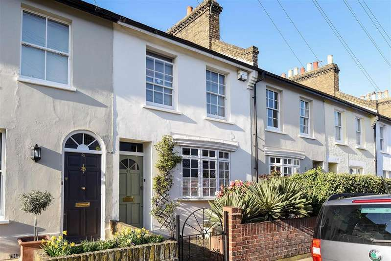 2 Bedrooms Cottage House for sale in Thorne Street, Barnes