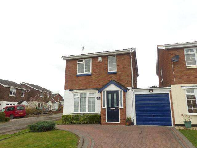 3 Bedrooms Link Detached House for sale in Dace,Dosthill,Tamworth