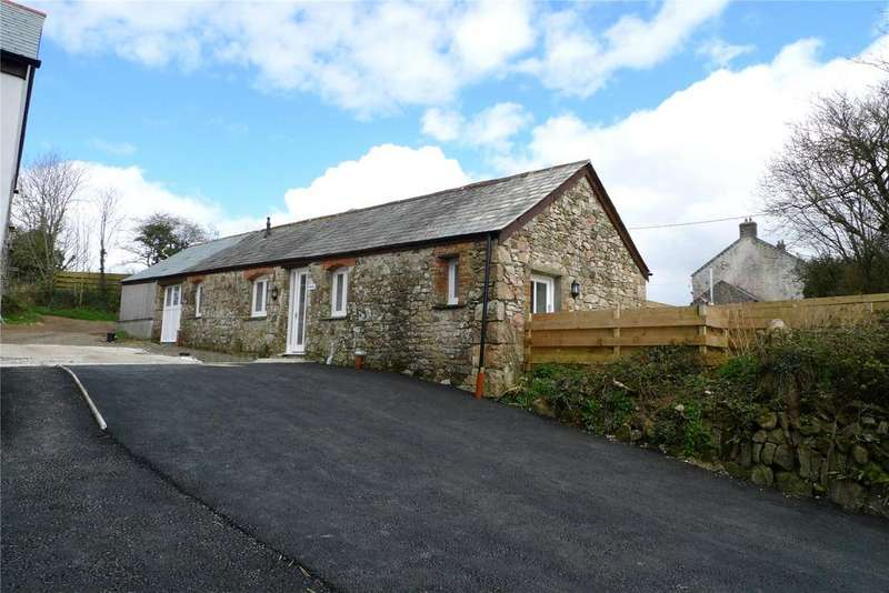 2 Bedrooms Barn Conversion Character Property for sale in Tremore Farm, Lanivet, Bodmin, Cornwall