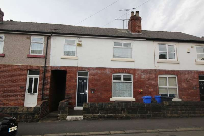3 Bedrooms Property for sale in Trickett Road, Sheffield, S6