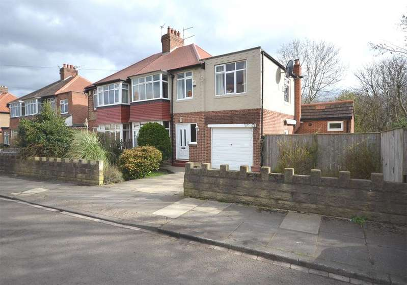 3 Bedrooms Semi Detached House for sale in Benton