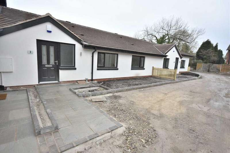 2 Bedrooms Bungalow for sale in Lyme View Place, London Road South, Poynton