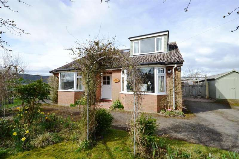5 Bedrooms Detached Bungalow for sale in Eaton Bishop, Hereford