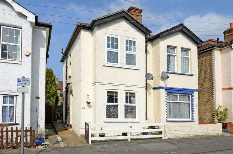 2 Bedrooms Semi Detached House for sale in Vicarage Road, Sutton, SM1