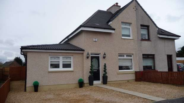 3 Bedrooms Semi Detached House for sale in Coronation Road, Motherwell, ML1