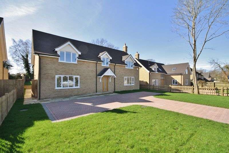 5 Bedrooms Detached House for sale in NEW YATT, Swinbook (Plot 2), The Orchard, New Yatt Lane OX29 6TF