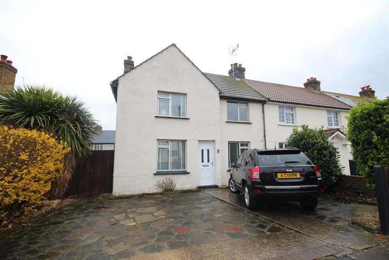 2 Bedrooms End Of Terrace House for sale in Elm Road, Dartford