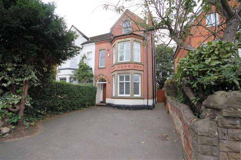 5 Bedrooms Semi Detached House for sale in Radcliffe Road, West Bridgford