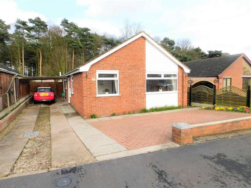 3 Bedrooms Bungalow for sale in PINETREE CLOSE, BROUGHTON, BRIGG