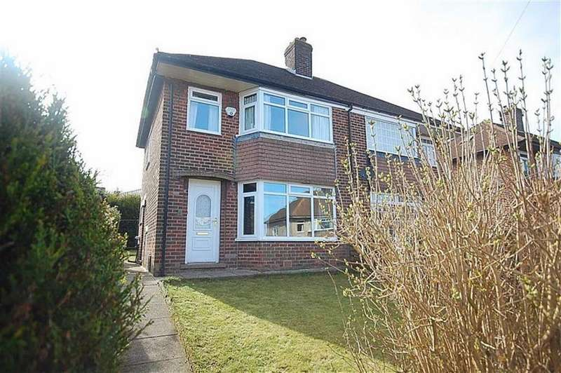 2 Bedrooms Semi Detached House for sale in Nursery Grove, Ovenden, Halifax, HX3