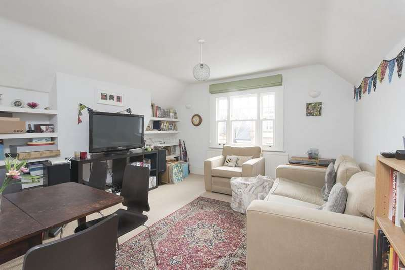 2 Bedrooms Flat for sale in Thornbury Road, SW2