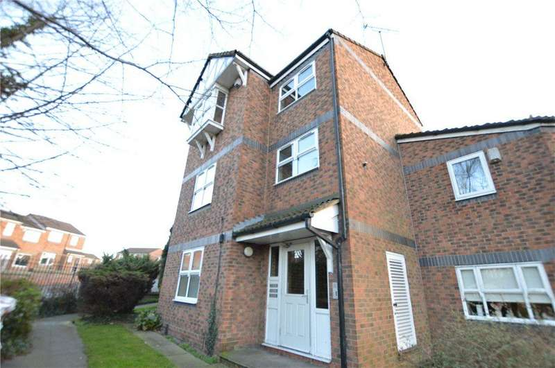 1 Bedroom Apartment Flat for sale in Howden Way, Eastmoor, Wakefield, West Yorkshire