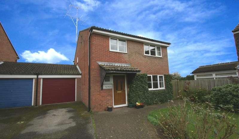 4 Bedrooms Link Detached House for sale in Loves Green, Highwood, Chelmsford, Essex, CM1