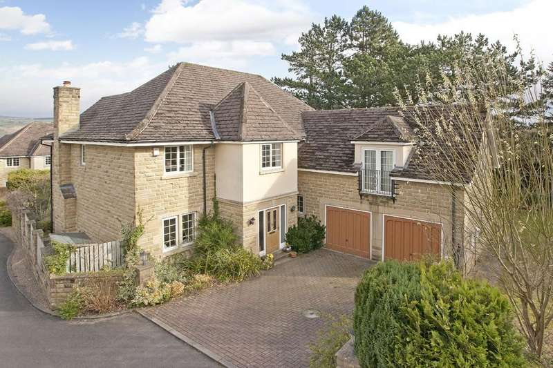 5 Bedrooms Detached House for sale in Badger Close, Ilkley