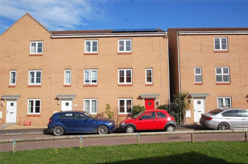 3 Bedrooms End Of Terrace House for sale in Chillingham Drove, Bridgwater, Somerset, TA6