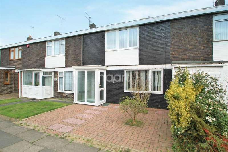 3 Bedrooms Terraced House for sale in Gladwyns, Basildon