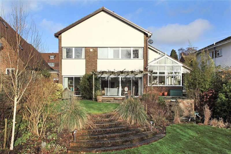 4 Bedrooms Detached House for sale in St Lawrence Avenue, Bidborough, Tunbridge Wells, Kent, TN4