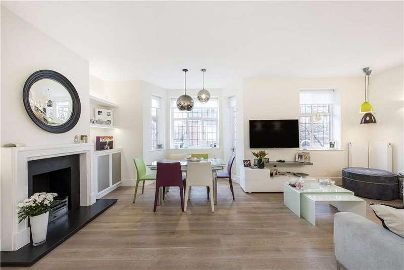 2 Bedrooms Flat for sale in Glenloch Court, Glenmore Road, Belsize Park, London, NW3