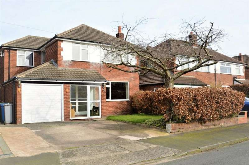 4 Bedrooms Detached House for sale in St Martins Road, SALE, Cheshire
