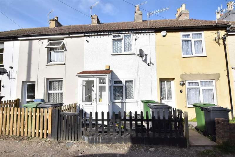2 Bedrooms Terraced House for sale in Edward Terrace, St. Leonards-On-Sea