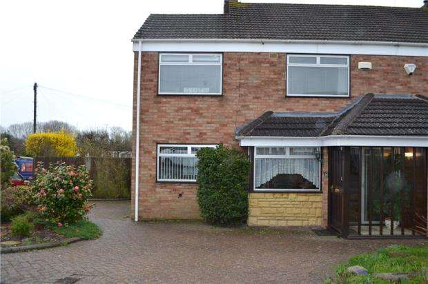 3 Bedrooms Semi Detached House for sale in Chatsworth Rise, Styvechale, Coventry, West Midlands