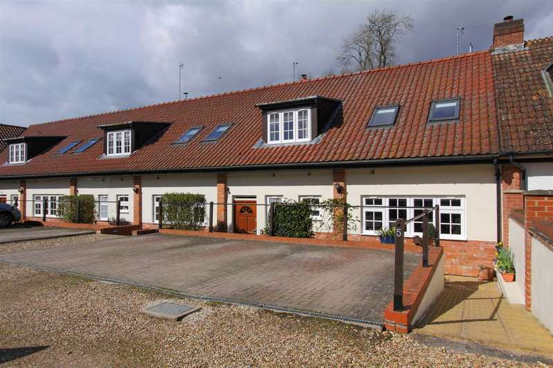 3 Bedrooms Terraced House for sale in Thruxton Farm Cottages, Cholderton, Salisbury
