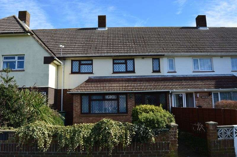 3 Bedrooms Terraced House for sale in South Bank Road, East Cowes