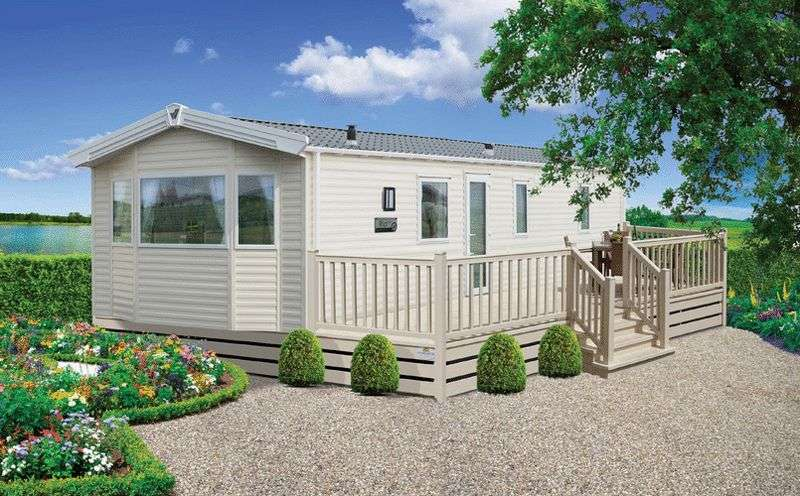 2 Bedrooms Property for sale in Sheerness Holiday Park, Halfway Road, Minster on Sea, Sheerness, Kent, ME12 3AA