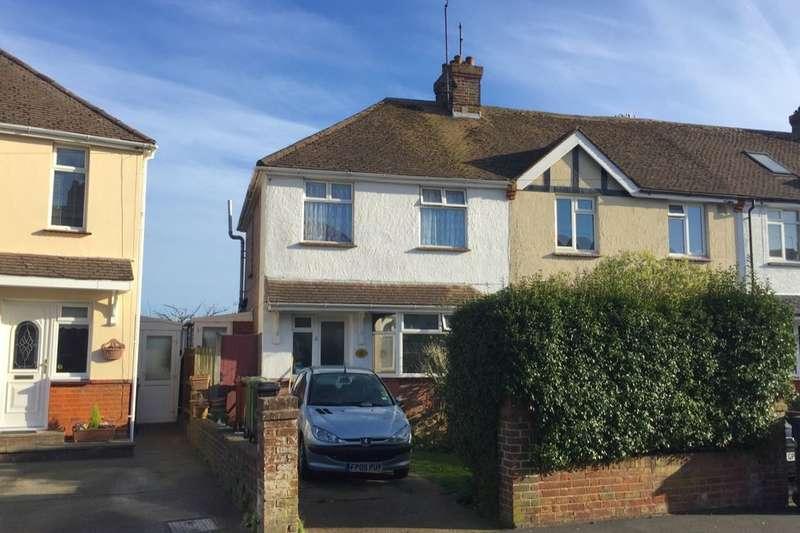 3 Bedrooms Property for sale in Queens Crescent, Eastbourne, BN23