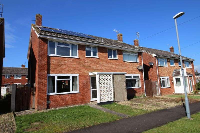 3 Bedrooms Semi Detached House for sale in Laburnum Walk, Keynsham