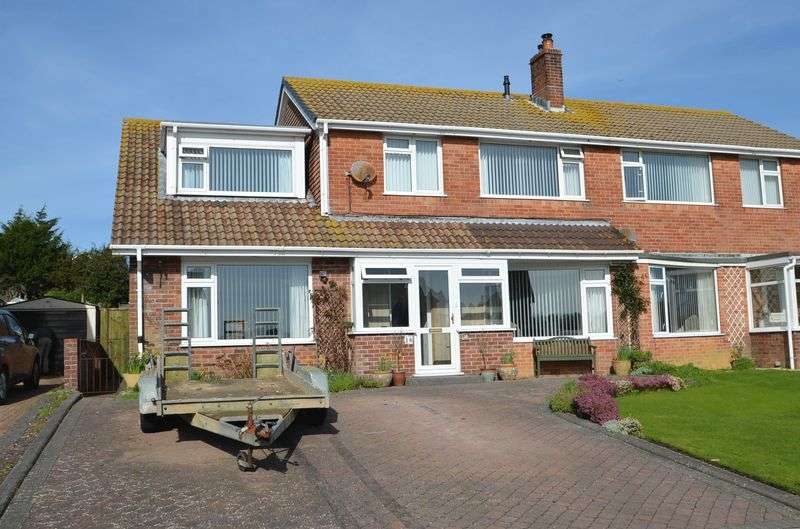 4 Bedrooms Semi Detached House for sale in Chafeys Avenue, Southill