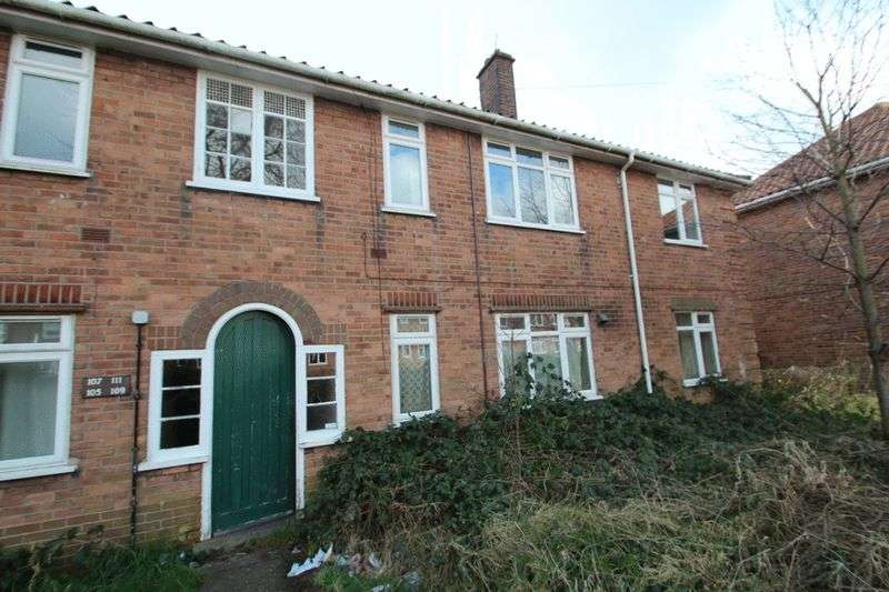 2 Bedrooms Flat for sale in Bullard Road, Norwich