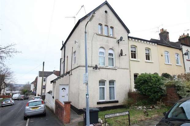 1 Bedroom Flat for sale in Kingsmill Terrace, NEWPORT