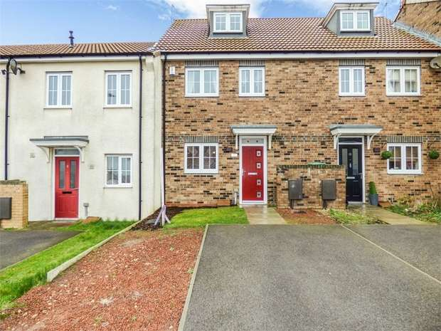 3 Bedrooms Terraced House for sale in Denewood, Murton, Seaham, Durham